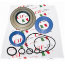 Kit oil seal for vespa px125t5, cosa 125/150/200 from 1987 (set 3 oil seals)