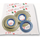 Kit oil seal for vespa 125 vm1t→vm2t, vn1t→vn2t, 150 vl1t→vl3t, 150 vb1t