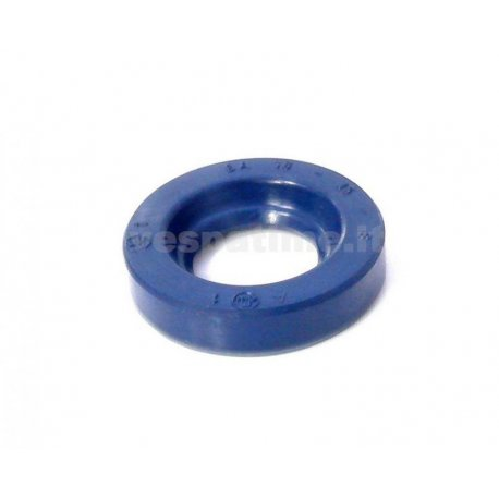 Oil seal flywheel side and clutch side dimensions 18-35-8 vespa 98 from 1946 until 1947, vespa 125 until 1952, corteco blue