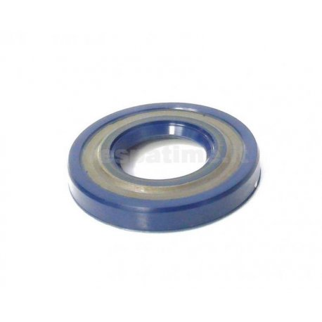 Oil seal clutch side dimensions 22.7-47-7 vespa 50/90/125 primavera/et3, pk50/125 all series, corteco blue