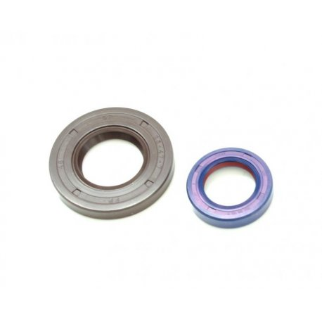 Kit oil seals crankshaft polini our code elav 075