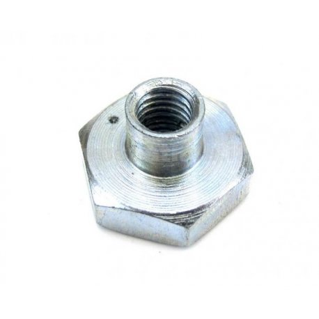 Stepped nut wheel ø8x22 vespa 125 vn1t→2t, vna1t→2t, vnb1t→2t, 150 vl1t→3t, vb1t, vba1t, vbb1t→71000, gs 150 vs1t→4t