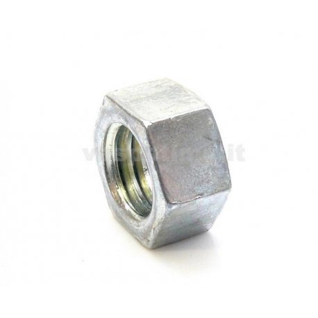 Fastening nut half rims vespa m8 with 11 mm hexagon