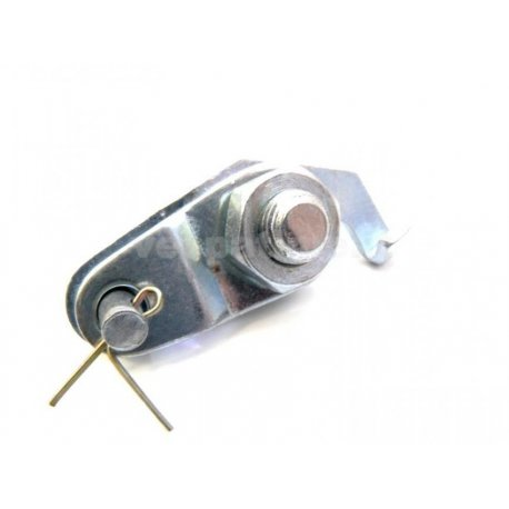 Clamp for cable rear brake