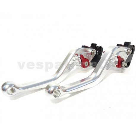 Levers brake and clutch adjustable, pm tuning
