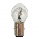 Double filament light bulb 6V 15/15W BA20D