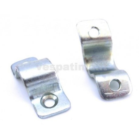 Fastening brackets stand vespa gs 150 16mm diameter
