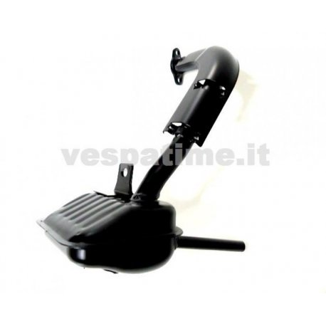 Muffler sito for vespa 50 l/r/n, 50 special. type-approved