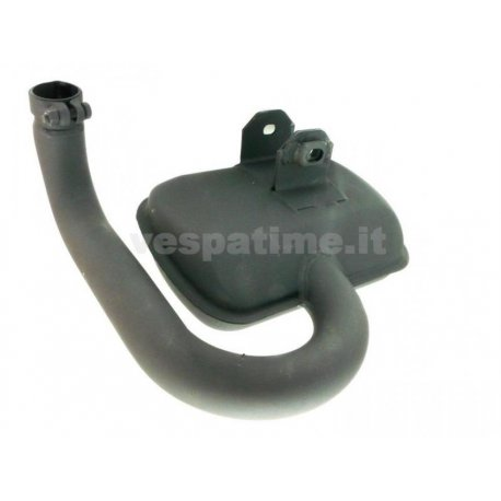 Muffler sito for vespa px 125/150, adaptable to 125 ts