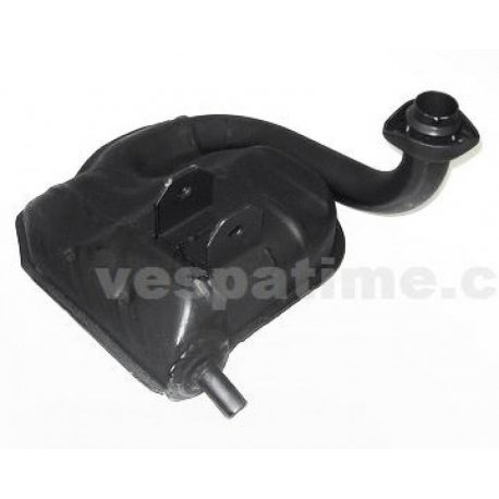 Muffler sito plus for vespa 125 t5