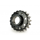 Clutch pinion 8 springs BGM PRO Z22 for primary Z64 / 65- Vespa Cosa2, PX (1995-) - HELICAL TEETH
