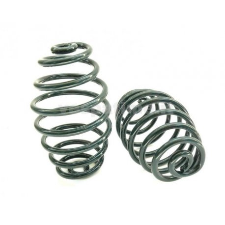 Pair of springs for front saddle vespa 125 vn2t dark green