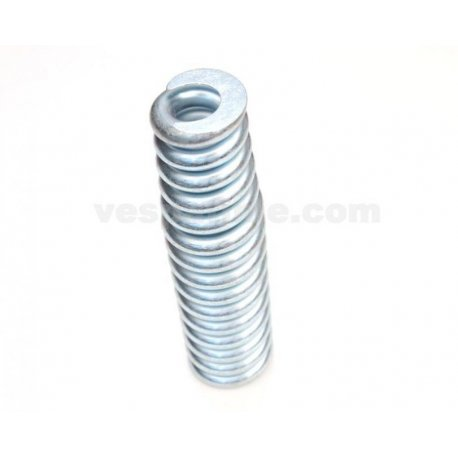 Chrome reinforced spring front shock absorber