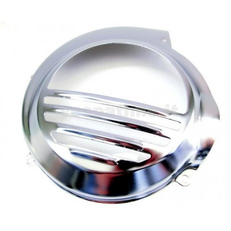 Flywheel cover chrome vespa px, pe, px arcobaleno 1st series