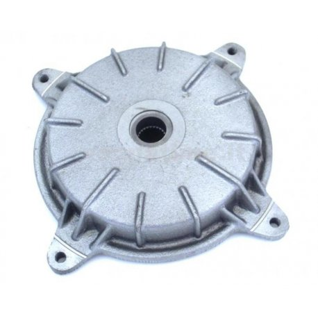 Drum rear wheel vespa 50r/50 special 3 gears with 9-inch wheels rubber 2.75 with four fittings