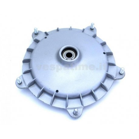 Drum front wheel Vespa PX-PE-Arcobaleno, PX125T5 it comes with bearing, bearing cage, oil seal, seeger