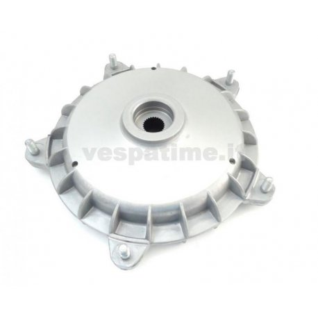 Drum rear wheel for vespa px/pe/arcobaleno, 30 mm hub
