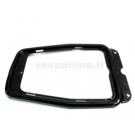 Luggage carrier plate for vespa 50 with grey anti-rust bottom