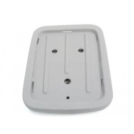 Luggage carrier plate for vespa 125 vnb6t, 125/150 super, 125 gt/gtr/ts, 150 sprint/sprint veloce, px