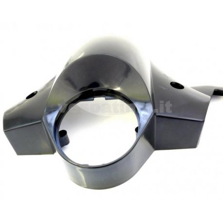 Handlebar cover vespa px disc brake with holes for mirrors