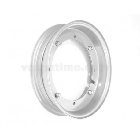 Wheel rim 3.50-10 3.00-10 already painted for modification wheel with 9-inch hub vespa 50r and 50 special 1st series