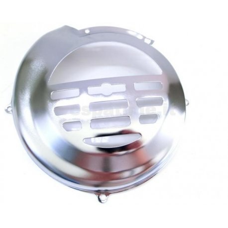 Flywheel cover chrome for vespa pk