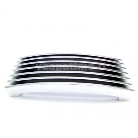 Grille horn cover nose chrome, vespa px/pe/arcobaleno
