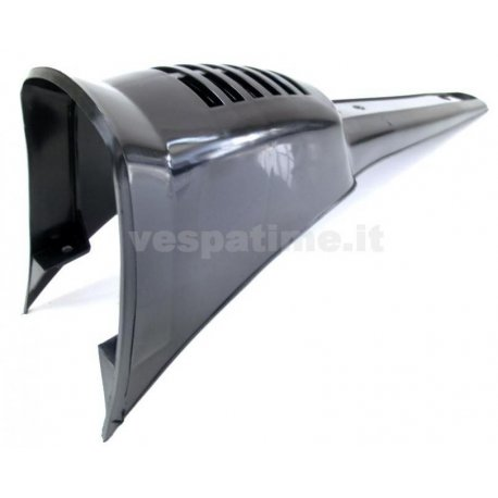 Nose and horn cover vespa 50 special black