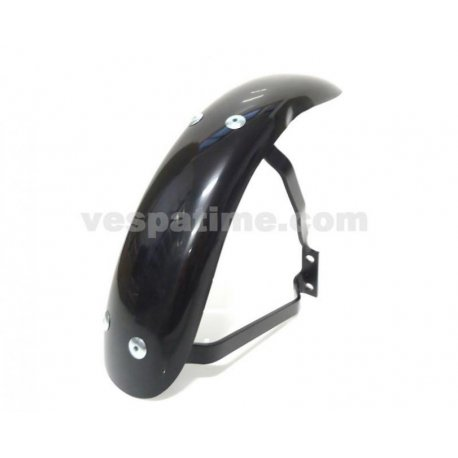 Mudguard sip vespa px 125/150/200 all series without disc brake, black