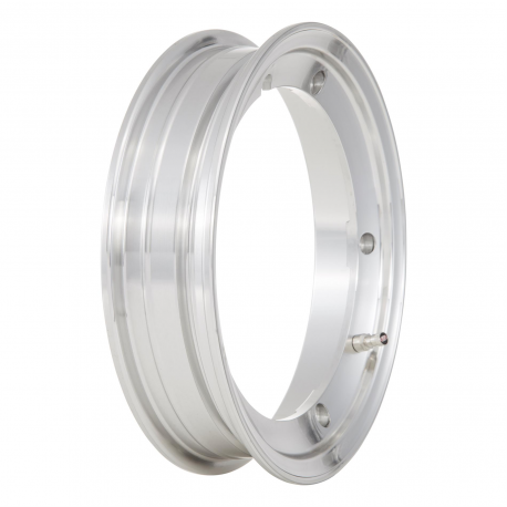 Wheel rim tubeless sip with channel 2.10-10 aluminium