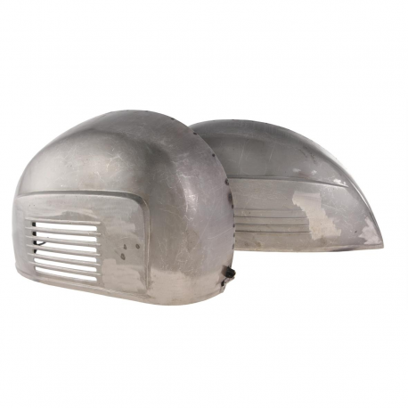 Pair of side panels vespa 125 ts, 180 rally, 200 rally