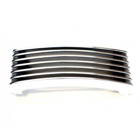 Grille horn cover nose chrome, vespa px my