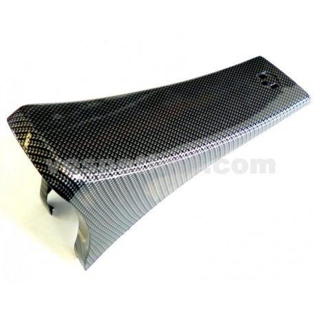 Horn cover nose vespa 50v, fl2, pk50xl, pk125xl - carbon look