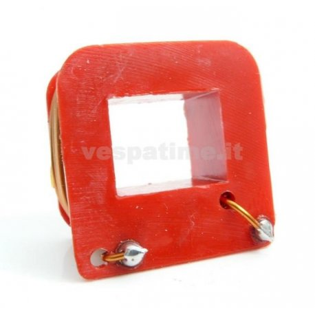Coil light vespa px 125/150 for breaker points ignition to be used with our products pe020 and pe021