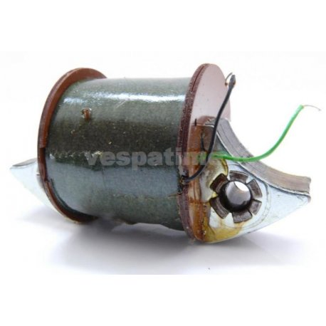 Ignition coil capacitor-charger for vespa rally 200 electronic system