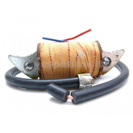 Coil high voltage for vespa 50l/r, 50 special 3 gears v5a2t, 50 special v5b1t→70566