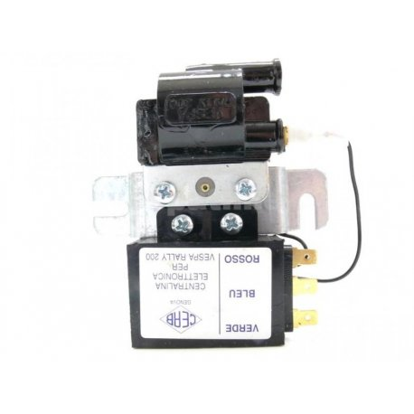 Control unit for vespa 200 rally. ref. 124697 ref. femsa elc 1-7