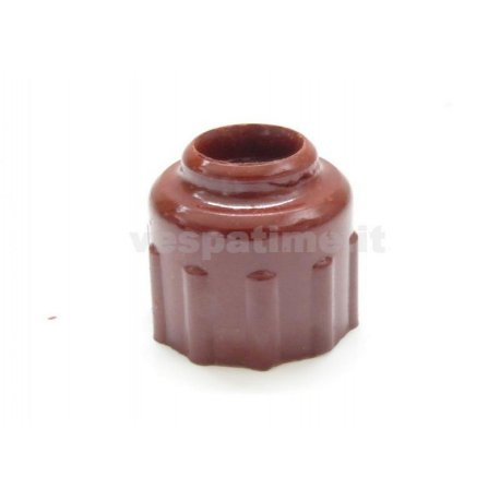 Threaded ring nut for external coils