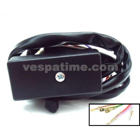 Indicators switch first installation vespa p125x, p150x, p200e from 1977 to 1982 (ref.piaggio 215669)