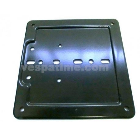 Number plate holder for new registrations dimensions 180mmx180mm black
