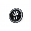 Horn black 6v for vespa 125 vnb1t, vnb2t, vnb3t