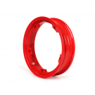 Wheel rim tubeless BGM with channel 2.10-10 red