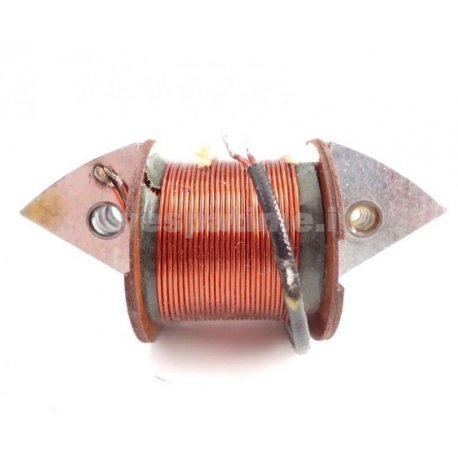 Coil light for vespa 98, 125v1t→18450 to be installed together with our product pe208. orig.ref.669.