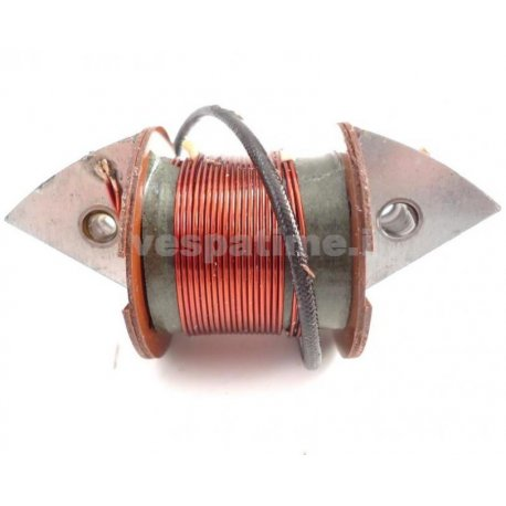 Coil light for vespa 98, 125v1t→18450 to be installed together with our product pe206. orig.ref.669.