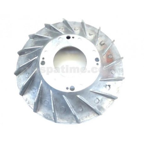 Fan for flywheel and stator set 6 volt with points