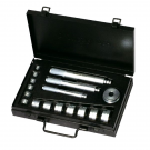 Bearing assembly-disassembly kit from 10 to 42 mm