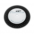 Degree disc pinasco for ignition advance adjustment