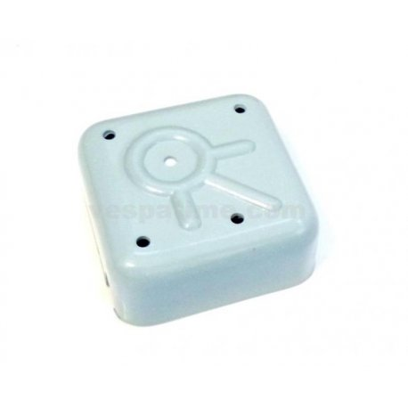 Power rectifier cover for vespa 125 vnb, 150 vba/vbb/gl, made of plastic as original