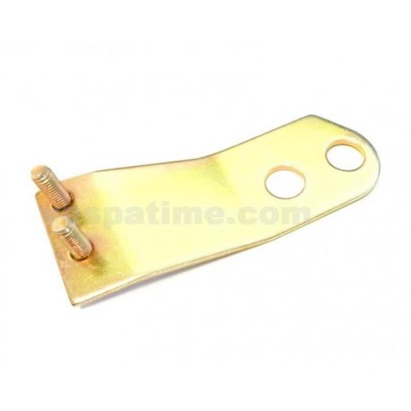 Bracket control unit for vespa px with disc brake/my