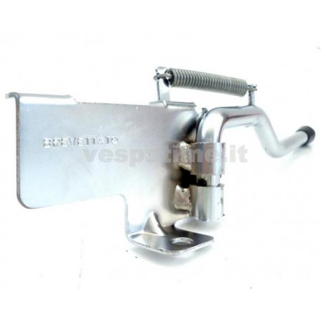 Additional stand for wheel replacement vespa px